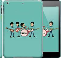 "Чехол на iPad 5 (Air) Битлз на бирюзовом фоне ""179c-26"""