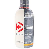 DM Liquid L-Carnitine 1500mg 473 мл - tangy orange