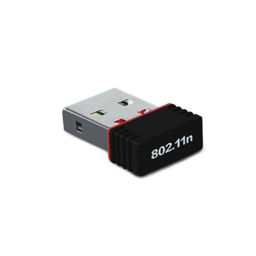 Беспровідний USB міні WiFi адаптер для ПК, ТВ приставок T2, чіп Ralink MT 7601