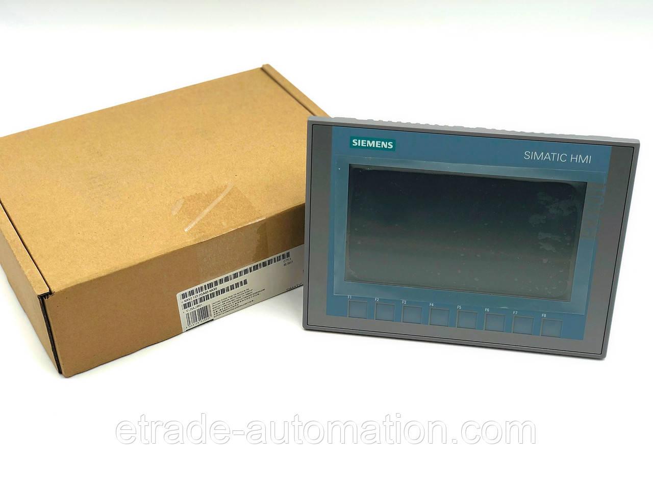 Панель оператора SIMATIC HMI KTP700 6AV2123-2GA03-0AX0