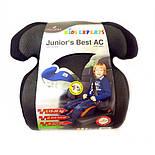 Детское автокресло бустер ( Голубой ), фото 6