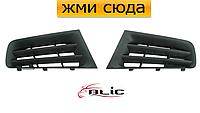 Решетка радиатора левая / правая RENAULT MEGANE 1 / 2 2006-2009 / BLIC