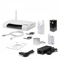 Беспроводная  сигнализация Страж Evolution Kit GSM