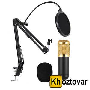 Мікрофон студійний Music DM-800