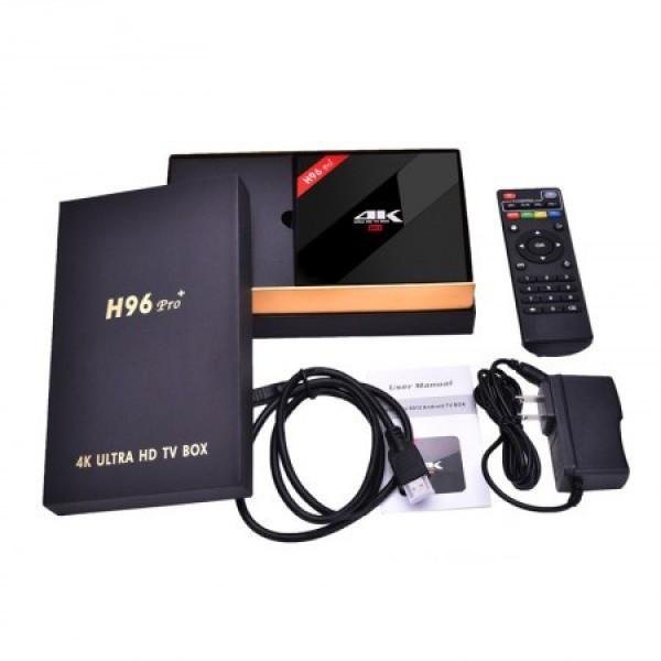 Приставка Smart TV Box H96 Pro Plus 2/16 GB, фото 3