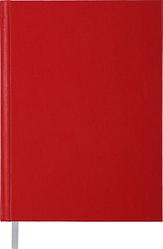 Ежедневник недатированый А5,STRONG,288 стр, красный