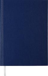 Ежедневник недатированый А5,STRONG,288 стр,синий