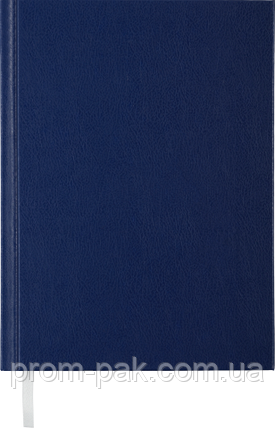 Ежедневник недатированый А5,STRONG,288 стр,синий, фото 2