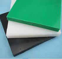 Лист PE-500, 12x1500x2000мм, Листовой полиэтилен ПЭ500 (ВМПЭ)