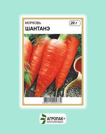Семена Морковь Шантанэ 20 гр W.Legutko (2534), фото 2