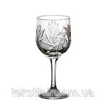 Фужеры для вина 0,5 л. 6 шт. Джулия хрусталь  Польша.