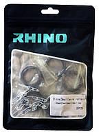 Ролик Rhino для подачи пороволоки 30мм*22мм*10мм 0,8/1,0мм мал.