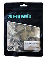 Ролик Rhino для подачи пороволоки 30мм*22мм*10мм 1,0/1,2мм мал.