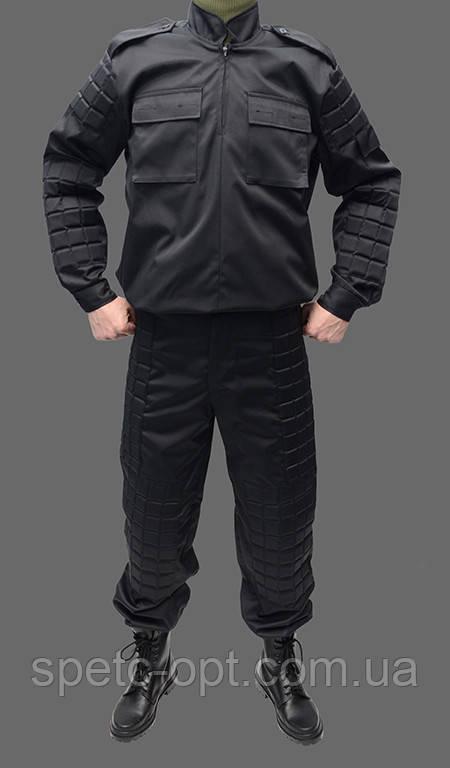 Форма титан черная