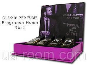 Набор мини-парфюмов Gloria Perfume POWER OF SCENT 4*15 ML (27-2-4-18)