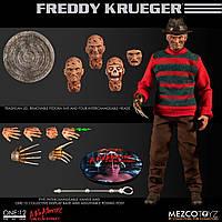 Mezco One:12 Freddy Krueger, Фредді Крюгер Мезко 1:12, фигурка Фредди Крюгер