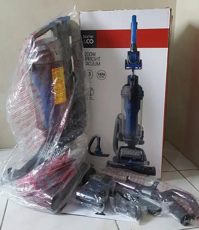 Пылесос по технологии Dyson с австралийского бренда  Home & CO, модель Vacuum cleaners VUM33AS20G, фото 2