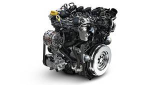 Двигатель K9K 1.5dci + K4M 1.6i 16V