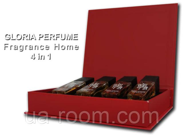Набор женских мини-парфюмов Gloria Perfume YOU ARE WHAT YOU SMELL 4*15 ML (230-233-234-235), фото 2