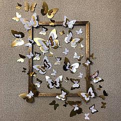 Картина бабочки Белла декор салонов красоты
