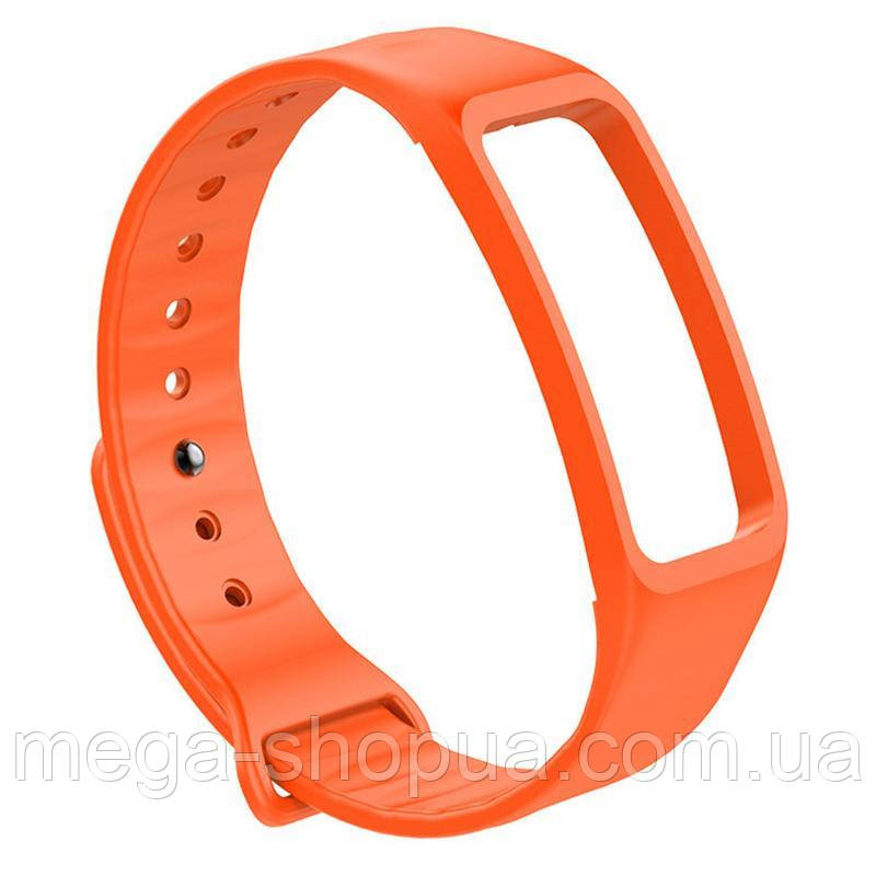 Ремешок для фитнес-браслета C1, C1S, C1Plus Orange Smart Bracelet