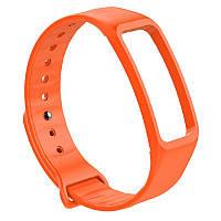 Ремешок для фитнес-браслета C1, C1S, C1Plus Orange Smart Bracelet, фото 1
