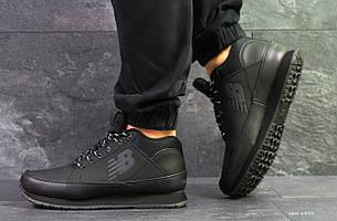 Мужские зимние кроссовки New Balance 754,черные