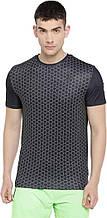 Мужская футболка 4F Dry L черный 1=2 Men (H4L19-TSMF003-20S)