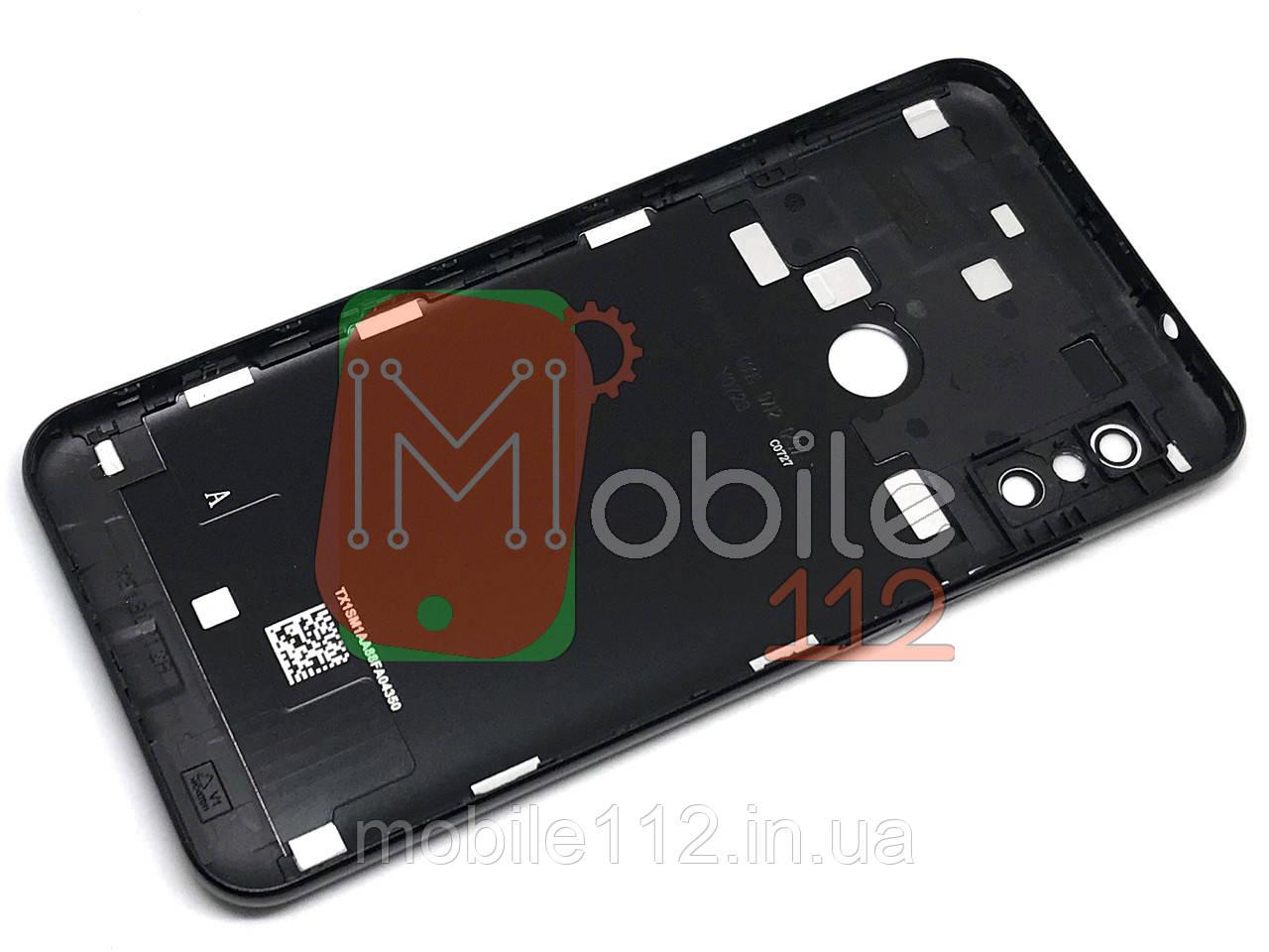 Задняя крышка Xiaomi Mi A2 Lite, Redmi 6 Pro M1805D1SG черная