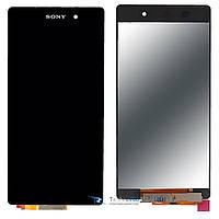 Модуль Дисплей+Тачскрин Sony Xperia Z2 D6502