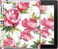 "Чехол на iPad 2/3/4 Пионы ""2232c-25"""