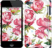 "Чехол на iPod Touch 5 Пионы ""2232c-35"""