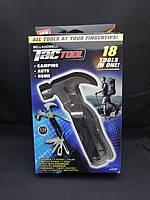 Универсальный молоток-трансформер Мультитул Tac Tool 18 in 1