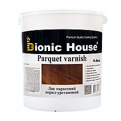 Паркетный лак Bionic House Parquet Varnish