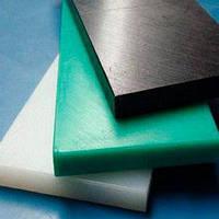 Лист PE-500, 40x1000x2000мм, Листовой полиэтилен ПЭ500 (ВМПЭ)