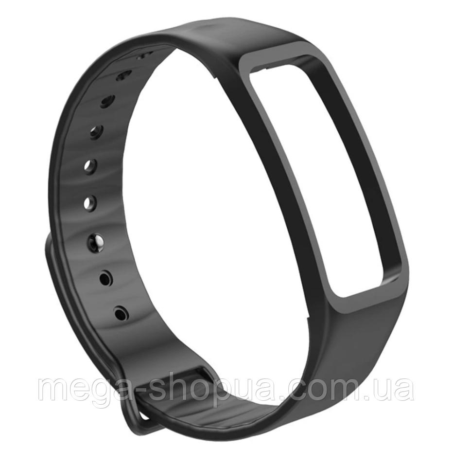 Ремешок для фитнес-браслета C1, C1S, C1Plus Black Smart Bracelet