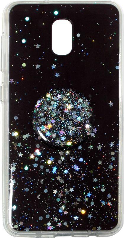 Накладка Xiaomi Redmi8A Shine Stars+ Popsocet