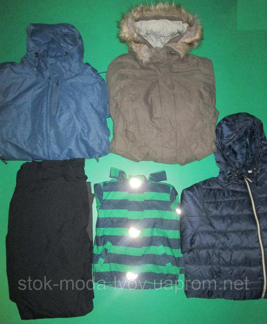 Тсм Tchibo сезон осень-зима 6 курток