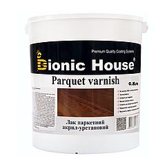 Паркетный лак Bionic House Parquet Varnish (ультрастойкий)