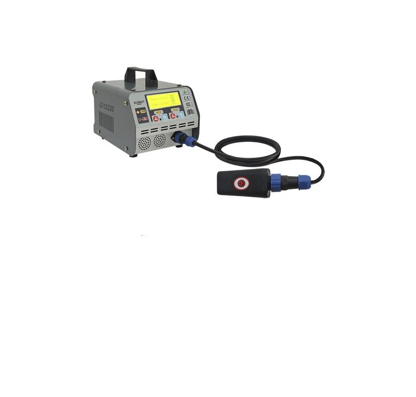 Комплект для безпокрасочного удаления вмятин (индукционного типа) GI12225 GIKRAFT
