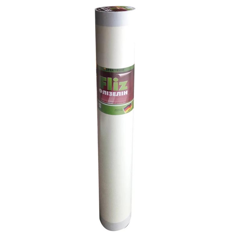 Малярный флизелин под покраску Spektrum Fliz SF 150, 150гр/м2, 1х20м