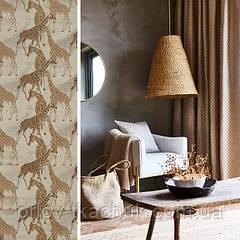 Serengeti Safari - колекції текстилю та шпалер весна-літо 2020 від Prestigious Textiles
