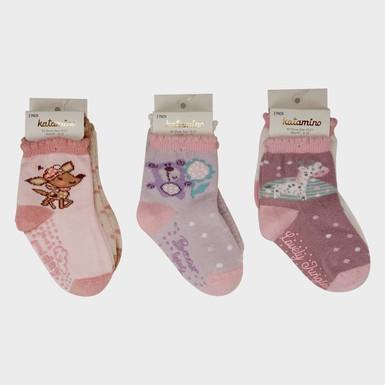Носки с тормозами для малышей 12-18 мес ТМ Katamino 5489612771150