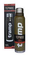 Термос Tramp Expedition Line 1,6 л оливковий