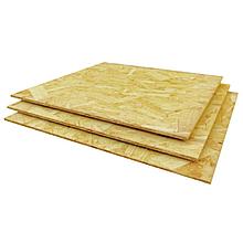 OSB плита (2500 мм х 1250 мм)  3,125м2/лист.
