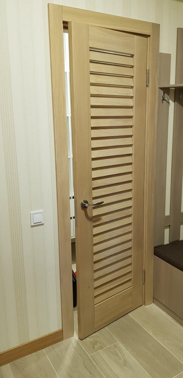 купить межкомнатную дверь из массива дерева