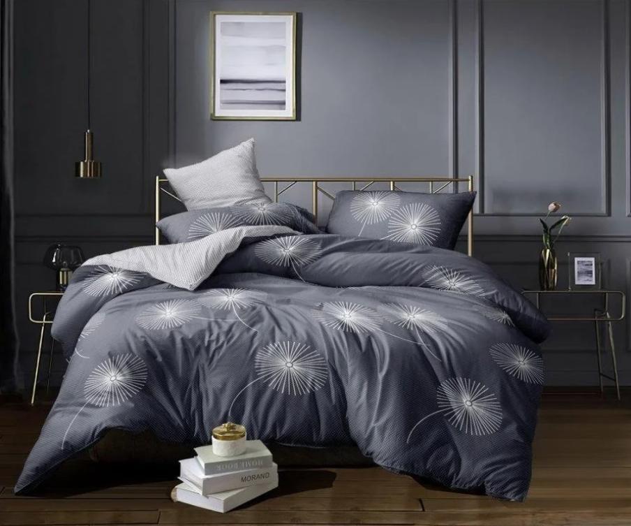 Двухспальный постельный комплект Одуванчики