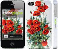 """Чехол на iPhone 4 Маки """"523c-15"""""""