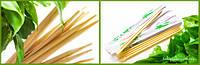Японские палочки для еды в индивидуальной упаковке