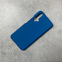 Чохол-накладка Silicone Cover Wave Full Protective Honor 20 Blue